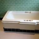 Bathroom refurb in Mackintosh style