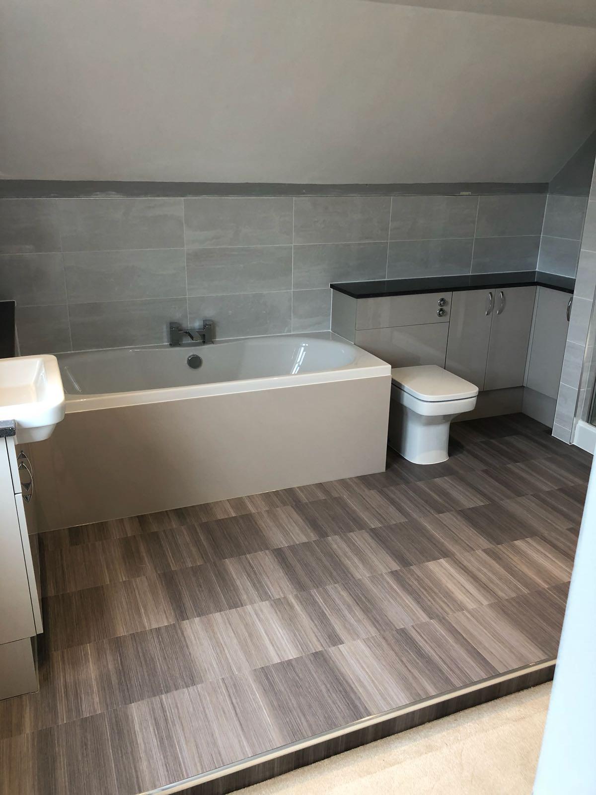 Complete Bathroom Refit A D J Harris - Bathroom refit